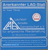 LAG-Bewertung 2008