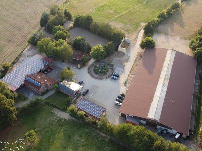 Luftbild Hof Lüttgesheide